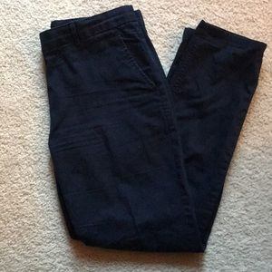 Gap women's broken-in straight khakis